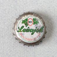 Capsule Bière Brasserie Lezajsk, POLOGNE (crown Beer Cap, Kronkorken, Tappi Birra) - Bière