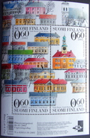 FINLAND  2002  MiNr.1614-17   BLOCK 29    MNH (**)   ( Lot  2012 ) - Unused Stamps