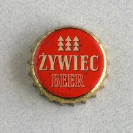 Capsule Bière Brasserie Zywiec Pologne (crown Beer Cap, Kronkorken, Tappi Birra) - Bière