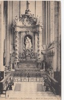 CP , 80 , AMIENS , La Cathédrale, Autel De Saint-Joseph - Amiens
