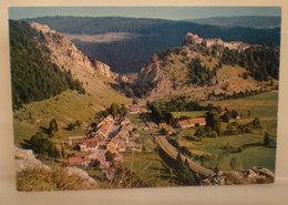 Chateau Joux Francia Cartolina - Autres Communes
