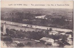 01. LA PAPE. Vue Panoramique. Les Iles Et Vaulx-en-Velin. 2485 (1) - France