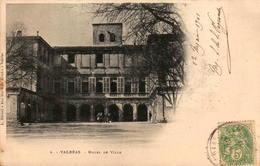 84 - VALREAS -Hôtel De Ville - Valreas