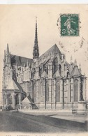 CP , 80 , AMIENS , Cathédrale , Abside - Amiens