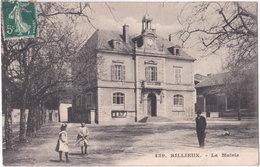 01. RILLIEUX. La Mairie. 439 - France