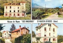 38 Saint Martin D' Heres - Maison De Repos Les Anguisses    AQ 412 - France