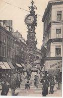 CP , 80 , AMIENS , L'Horloge Dewailly - Amiens