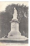CP , 80 , AMIENS , Monument De René GOBLET - Amiens