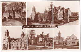 Fort Augustus Abbey: 2x Hospice, School, Unfinished Church, 2x Monastery - (Scotland) - Inverness-shire