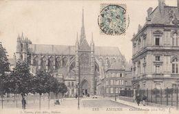 CP , 80 , AMIENS , Cathédrale (côté Sud) - Amiens