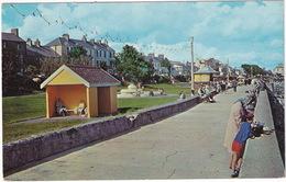 Newcastle, Co. Down - The Promenade And Marine Gardens - (1966) - (N.Ireland) - Down