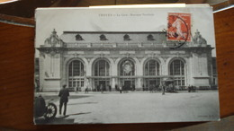 TROYES - LA GARE - Troyes