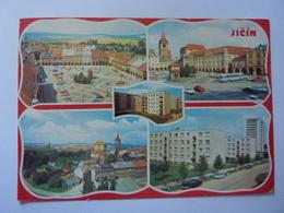 "Cartolina ""JICIN"" - Repubblica Ceca"