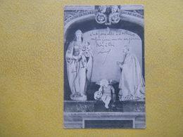 AMIENS. La Cathédrale. Le Tombeau Du Chanoine Lucas. - Amiens