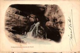 25 - Vallée De La Loue - Sources Du Pontet - France
