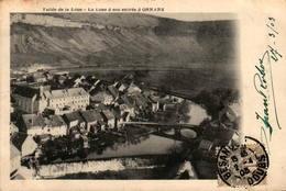 25 - Vallée De La Loue - La Loue à Son Entrée à ORNANS - France