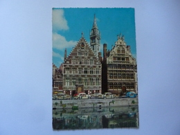 "Cartolina  Viaggiata ""GENT"" 1969 - Gent"
