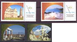 2002 Italia 2682-83 Riccione 2002  Mnh** - 6. 1946-.. Repubblica