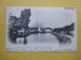AMIENS. Le Chemin De Halage. - Amiens