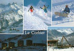 Dept 73,Savoie,Cpm Le Corbier 1550-2400m - France