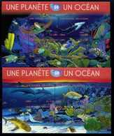 UNO GENF 2010 Bl. 27+28 Postfrisch (103306) - UNO