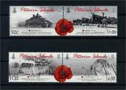 PITCAIRN 2010 Nr 801-804 Postfrisch (104442) - Briefmarken