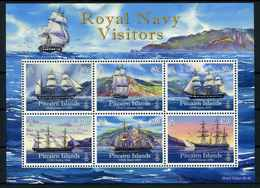 PITCAIRN 2009 Bl.54 Postfrisch (104440) - Briefmarken