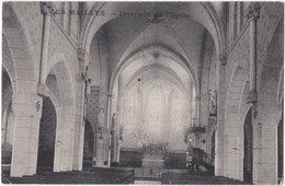 21. LES MAILLYS. Intérieur De L'Eglise - France
