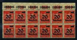 DEUTSCHES REICH 1923 Nr 280 Postfrisch (111083) - Allemagne