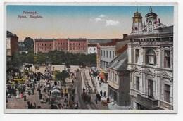 Przemysl - Rynek. Ringplatz - Poland