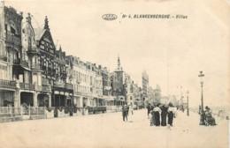 Blankenberge - Villas - Ed. V.P.F. N° 4 - Blankenberge