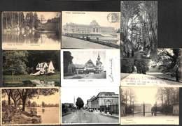 Tervuren - Leuke Lot 9 PK's Cartes (griffe Tervueren) - Tervuren