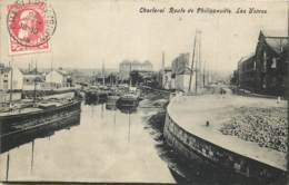 Charleroi - Les Usines Route De Philippeville - Charleroi