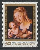 MiNr. 3326 Ungarn 1979, 8. Jan. 450. Todestag Von Albrecht Dürer. - Ungarn