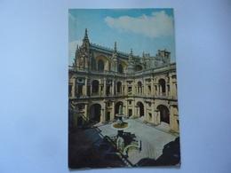 "Cartolina  Viaggiata ""TOMAR Claustro D. Joao III Do Convento Do Cristo"" 1989 - Portogallo"