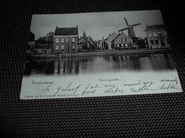 Nederland ( 801 )   Zeeland   :  Terneuzen  Ter Neuzen  Molen  Moulin - Terneuzen