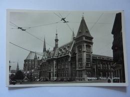 "Cartolina  ""VEVIERS Palais De Justice"" - Belgique"