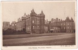 Holyrood Palace Front - (Edinburgh, 1933) - (Scotland) - Midlothian/ Edinburgh