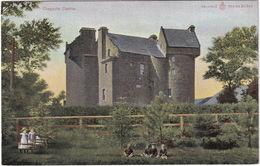 Claypots Castle - (Reliable Series WR&S R1840) - (Scotland) - 1906 - Angus