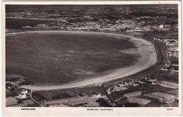 Vazon Bay, Guernsey - (Aerofilms Ltd.,Bush House, London W.C.2) - Guernsey