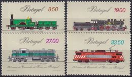 PORTUGAL 1981 Mi-Nr. 1540/43 ** MNH - 1910-... Republik