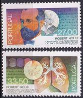 PORTUGAL 1982 Mi-Nr. 1573/74 ** MNH - 1910-... Republik