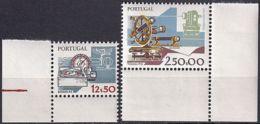 PORTUGAL 1983 Mi-Nr. 1593/94 ** MNH - 1910-... Republik