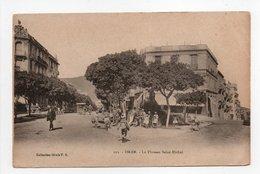 - CPA ORAN (Algérie) - Le Plateau Saint-Michel 1926 (avec Personnages) - Collection P. S. 102 - - Oran