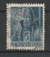 MiNr. 705 - 721  Ungarn 1943, 1. Jan. Freimarken: Helden Und Stephanskrone, - Ungarn
