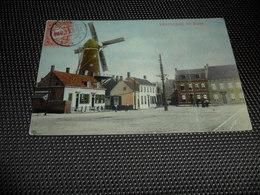 Nederland ( 815 )   Zeeland   :  Terneuzen  Ter Neuzen  Molen  Moulin - Terneuzen