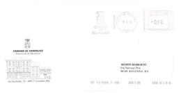 COMUNE DI CONSELICE - Marcophilie - EMA (Empreintes Machines)
