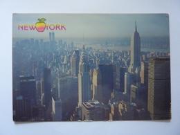 "Cartolina  Viaggiata ""NEW YORK""  1996 - Viste Panoramiche, Panorama"