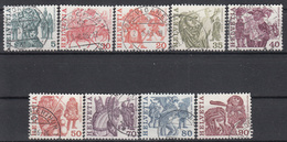 ZWITSERLAND - Michel - 1977 - Nr 1100/08A - Gest/Obl/Us - Suisse