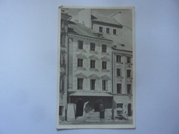 "Cartolina  Viaggiata ""WARSZAVA Stare Miasto"" 1956 - Polonia"